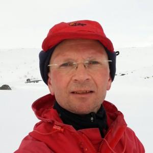 Roger Dahl fant påskeharen.