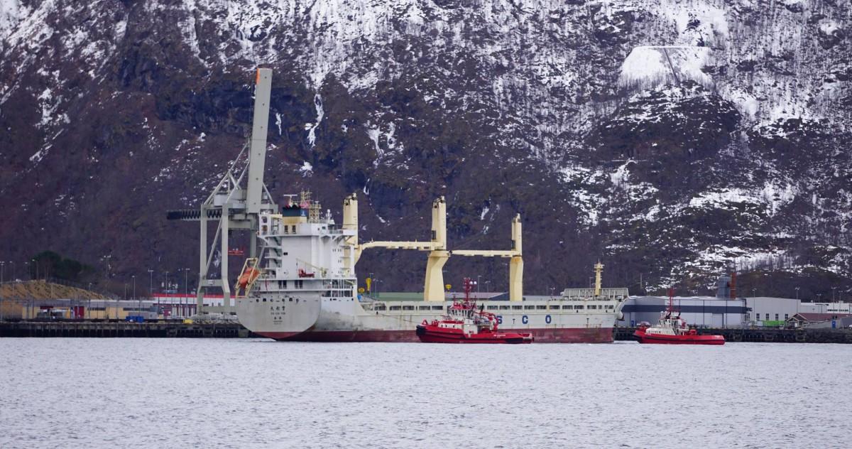Foto: Narvik Havn