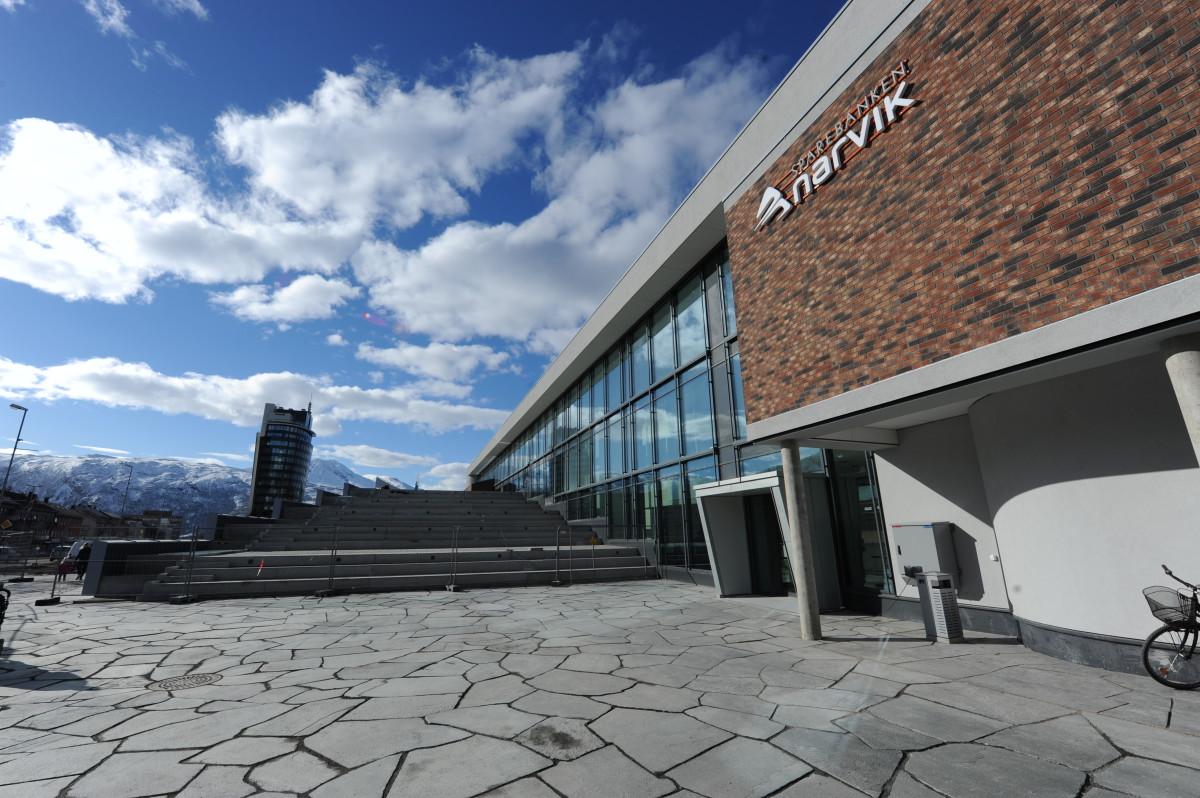 Lørdag åpner Det Fjerde Hjørnet for alle. I morgen er det offisiell åpning for inviterte. Foto: Rune Dahl