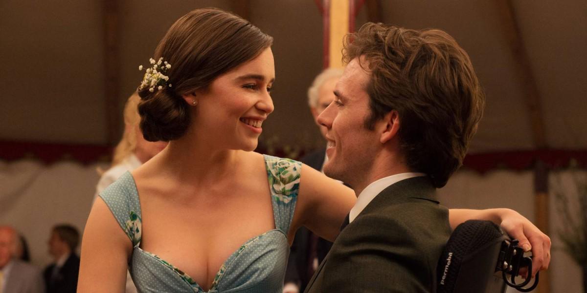 Emilia Clarke og Sam Claflin i Et helt halvt år