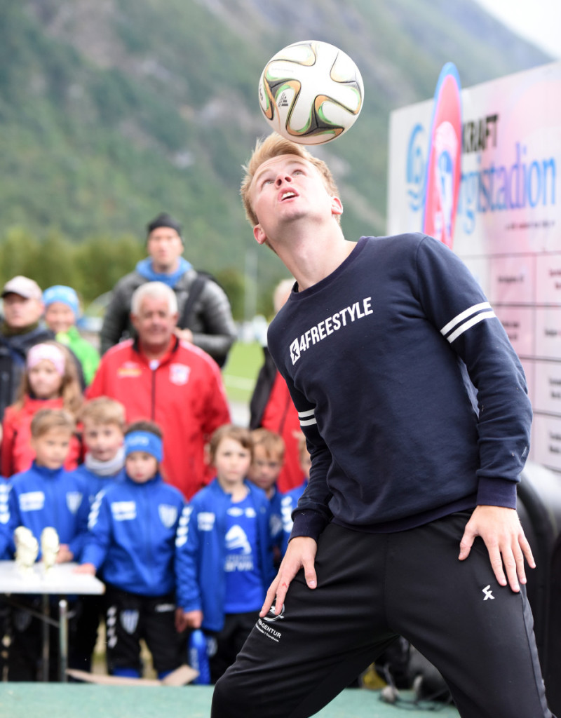 Jonathan Åmot Olsen. Foto: Rune Dahl